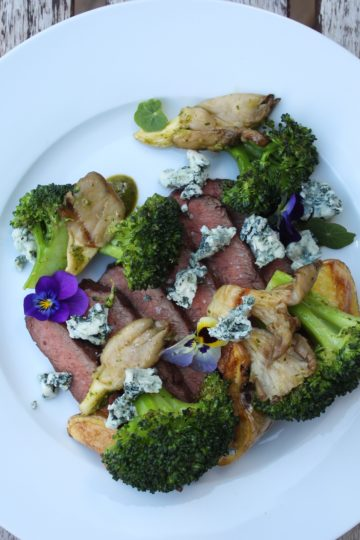 recipe for Beef and Broccoli